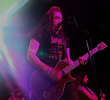 Revoker - The Rescue Rooms (Nottingham, UK) - 18/03/12 (Image 4) by Ian Russell