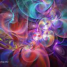 Bubble Up Loonie by abstractjoys