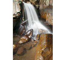 Drakensberg Waterfall Photographic Print