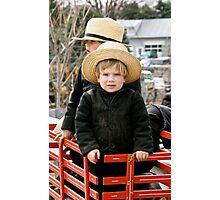 Gentle Children Photographic Print