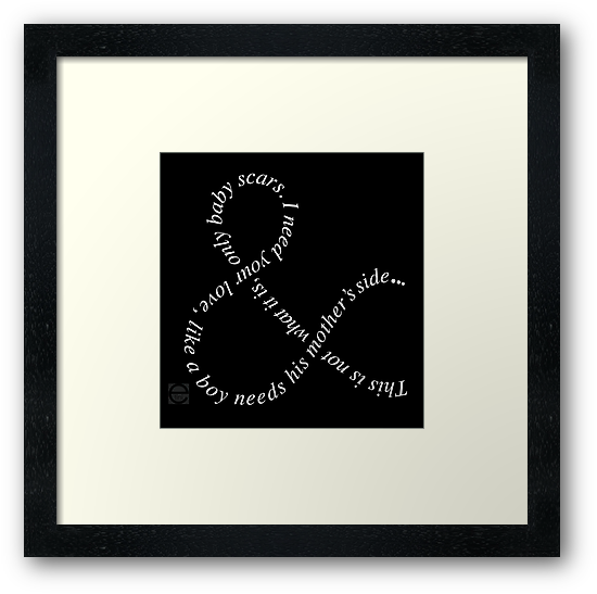 Of Mice & Men Ampersand Typography Logo by ectini