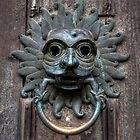 Sanctuary Knocker by Great North Views