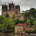 HDR Durham Cathedral by Great North Views