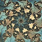 3D Thread Fractal by Great North Views