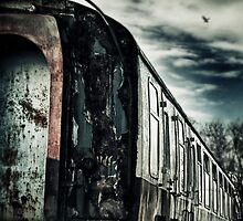 Last Train by Nicola Smith