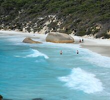 Two People's Bay, Albany, Western Australia #4 by Elaine Teague