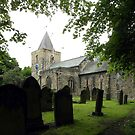 40 - ST, MICHAEL'S CHURCH, NEWBURN  (D.E. 2012) by BLYTHPHOTO