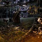 Witch's Cottage by JelmervNuss