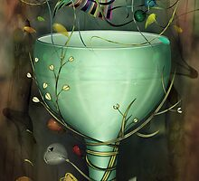 Ace of Cups by Cornelia Mladenova