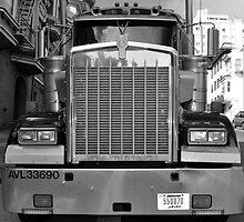 American Truck by Dee Dashwood