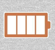Battery Level | Simple T-Shirt