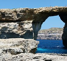 The Azure Window by Trish Meyer