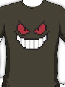 Gengar Face 8bit T-Shirt