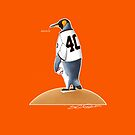 Bumgarner Penguin by swiener
