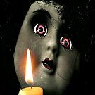 Red Eye Dolly - phone skin by Scott Mitchell