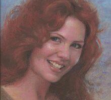 Ms Suzanne Karlson by Josef Rubinstein