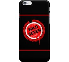 Wild Seven iPhone Case/Skin