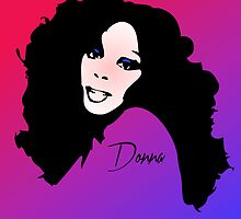 Donna Summer - Last Dance - Pop Art by wcsmack