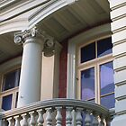 A Balcony in Perth by kalaryder