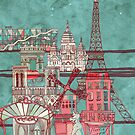 Paris by Nastia Larkina