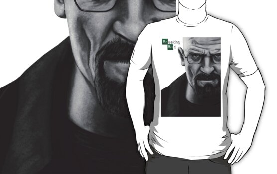 Breaking Bad by fleros