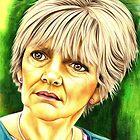 Jean Slater - Eastenders by Margaret Sanderson