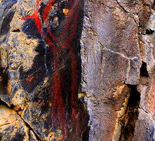 Ice Age Rock Art from Oregon by Dave Sandersfeld