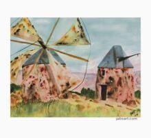 Windmills by Joyce Ann Burton-Sousa