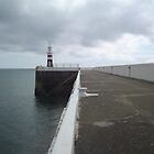 Ramsey Harbour Pier Isle of Man by youmeus