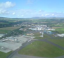 Isle of Man Airport Ronaldsway by youmeus