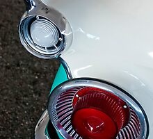 1959 Ford Ranchero Taillights by Jill Reger