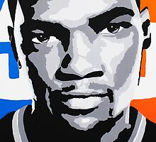Durant Painting by Ray Tennyson