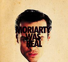 Moriarty was real-Case by SecondHandShoes