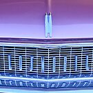 1959 Oldsmobile Dynamic 88 Hardtop Grille Emblem by Jill Reger
