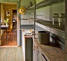 The Olson Farm by Lightengr
