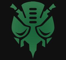 Predacon Logo (Green) by Clinkz
