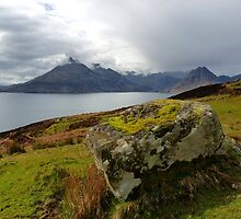 Cuillin View by Kat Simmons