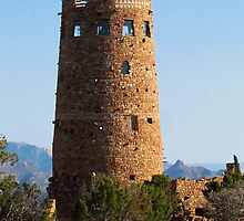 Desert View Tower by lorilee