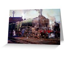 """""""Kenilworth"""" on shed. Greeting Card"""