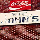 Big John's Cafe by taralewisart