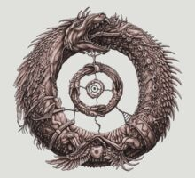 Ouroboros by staticcreature