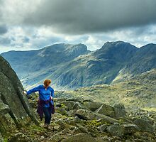 The Girl Near The Top Of England by VoluntaryRanger
