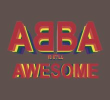ABBA is still AWESOME Kids Clothes