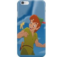 Peter Pan! iPhone Case/Skin
