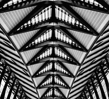 Station Spaces by Mieke Boynton