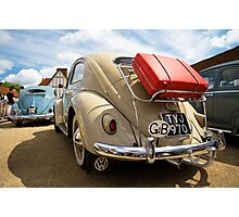 VW 9737 Photographic Print
