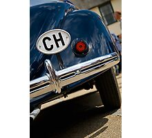 VW 9776 Photographic Print