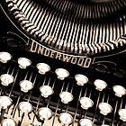 Vintage typewriter #2 by Nicklas81
