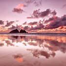 Holywell Bay by Andy Fox