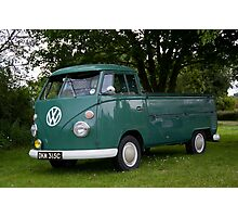 VW 9846 Photographic Print